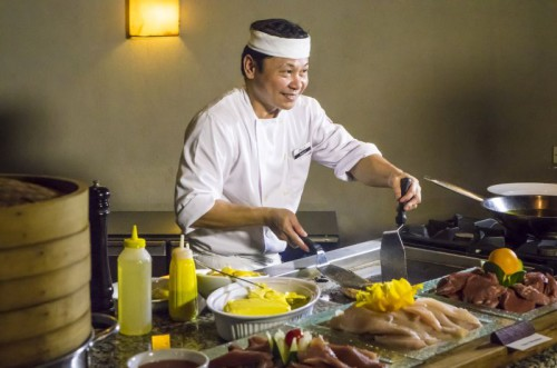 Chef Robert Japanese Buffet