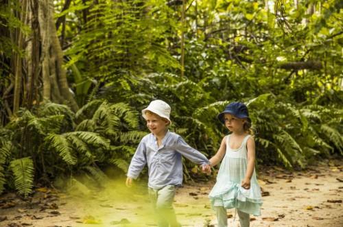 Kids Forest walk